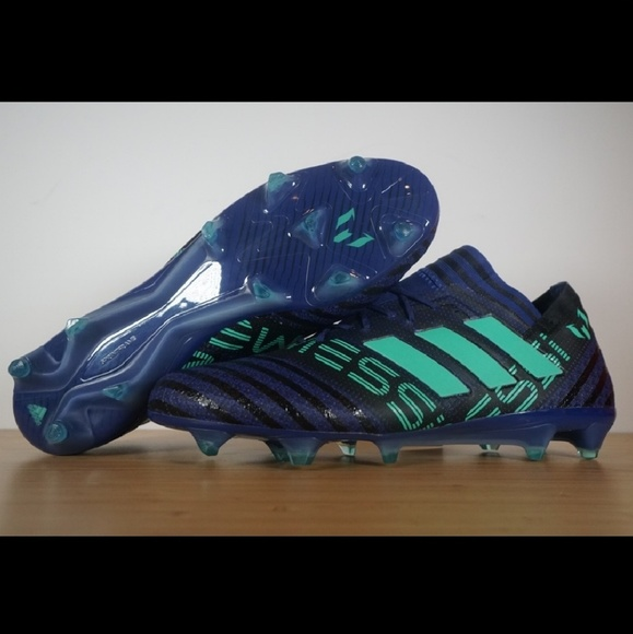 9b583a71c345 New Mens Adidas Nemeziz 17.1 FG Soccer Cleats